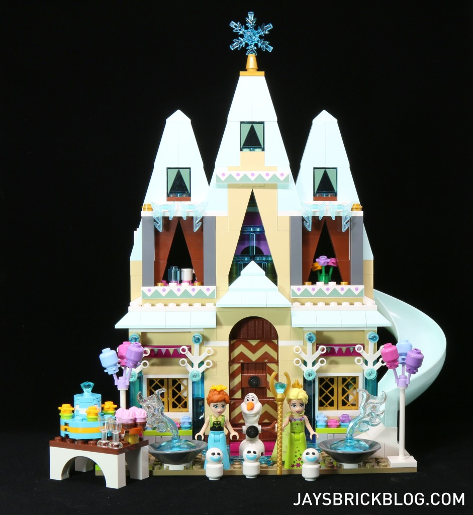 LEGO 41068 Frozen Arendelle Castle Celebrationn