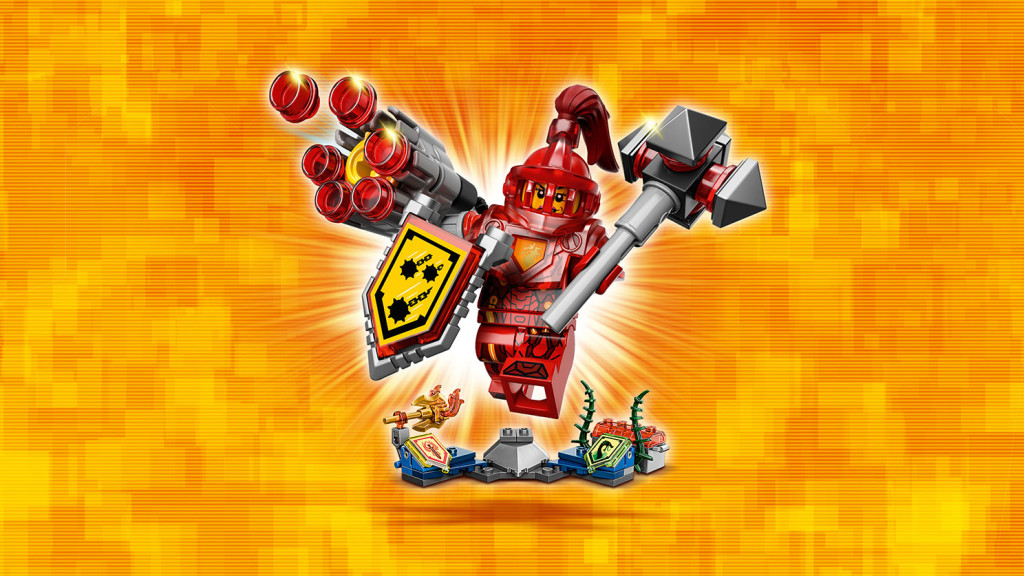 LEGO 70331 Nexo Knights - Ultimate Macy
