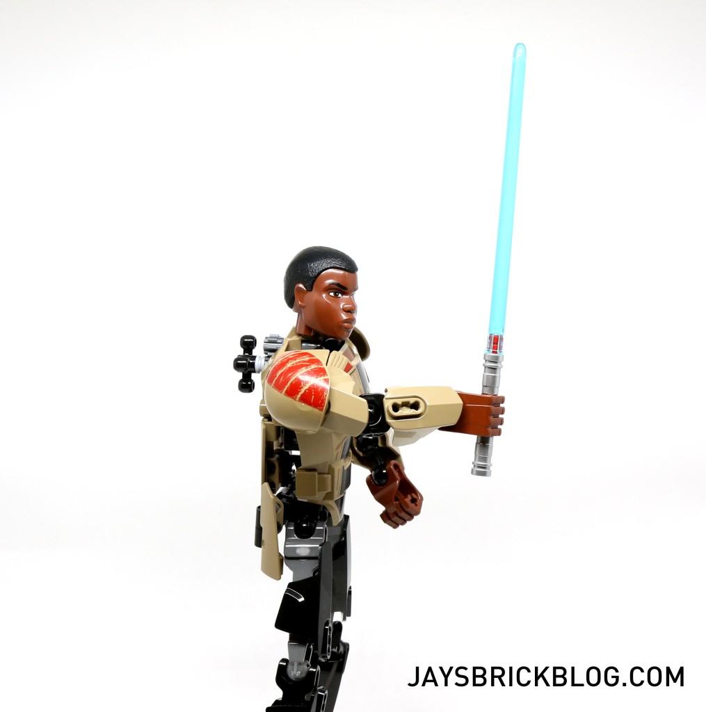 LEGO 75116 Finn - Lightsaber