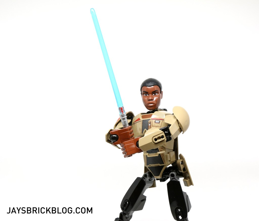 Review: LEGO 75116 – Finn