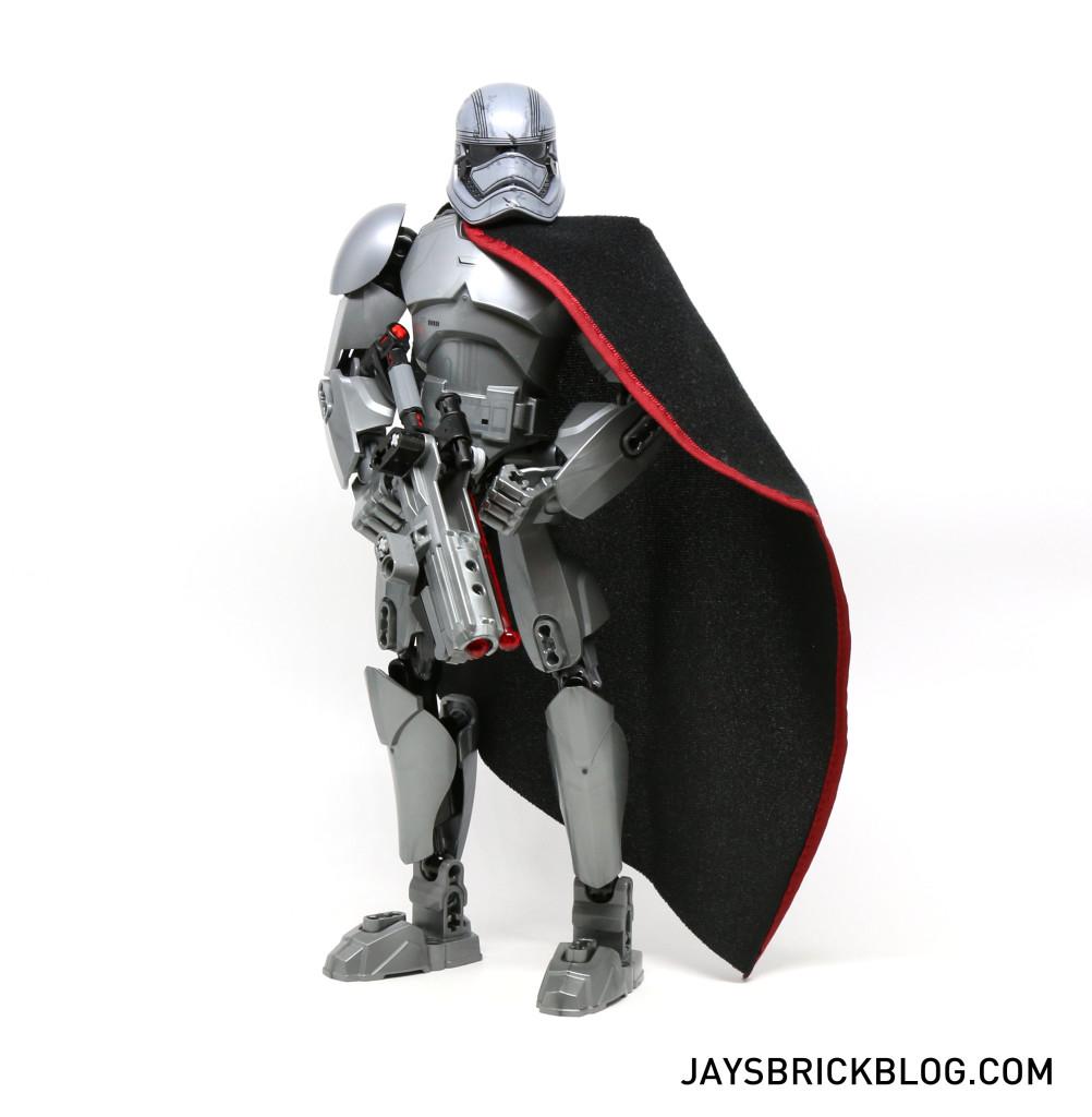 LEGO 75118 Captain Phasma Buildable Figure