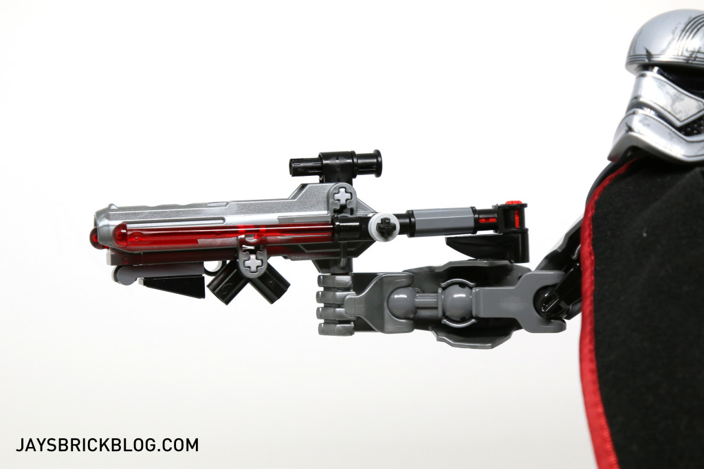 LEGO 75118 Captain Phasma Buildable Figure - Blaster Rifle