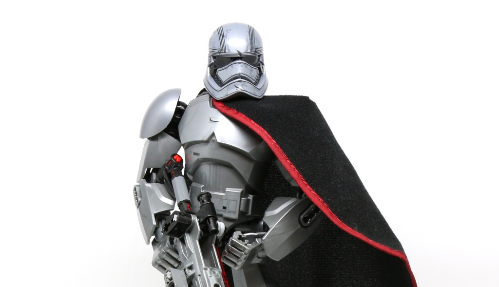 Review: LEGO 75118 – Captain Phasma