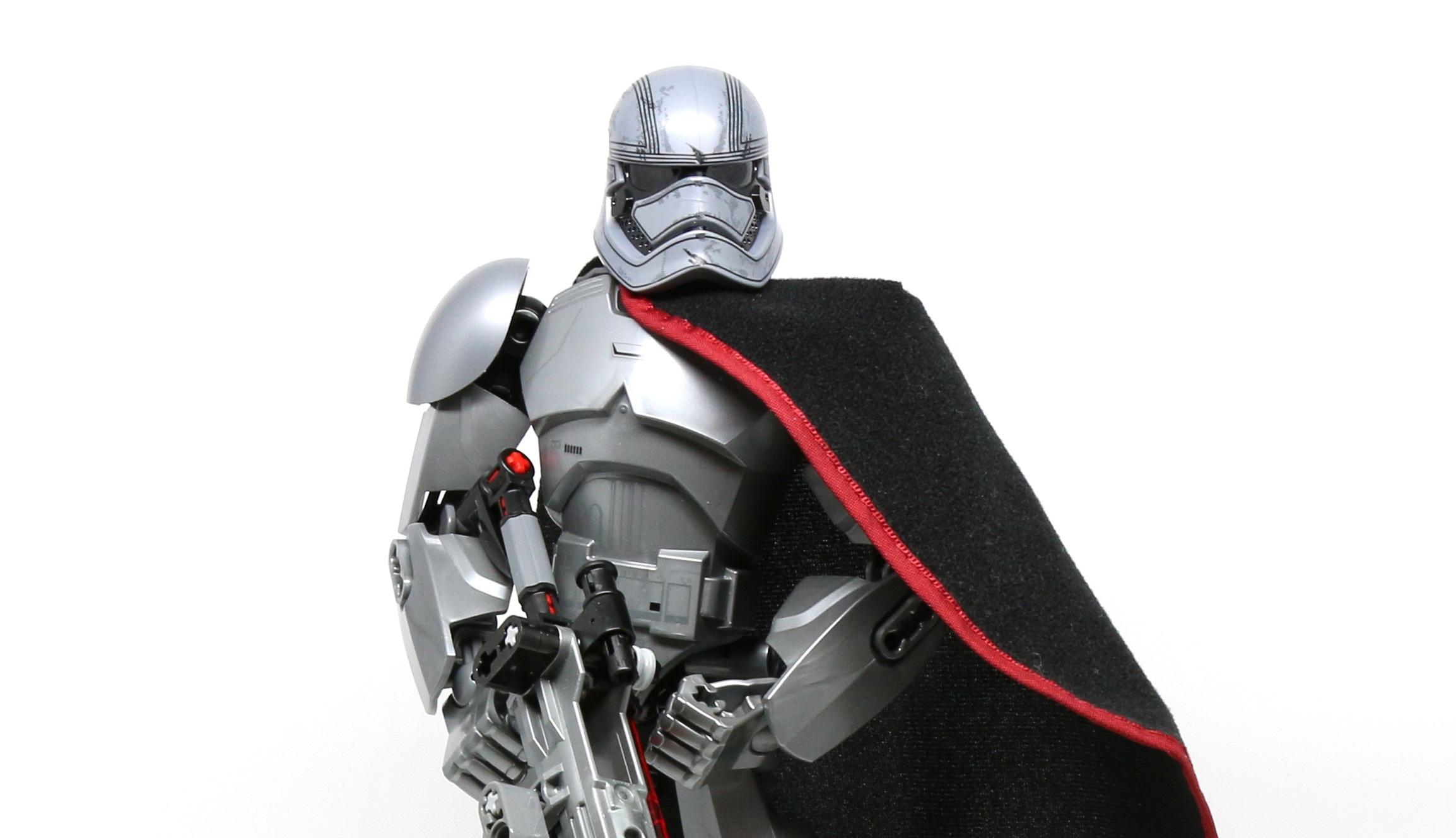 lego starwars the force awakens how to get captain phasma