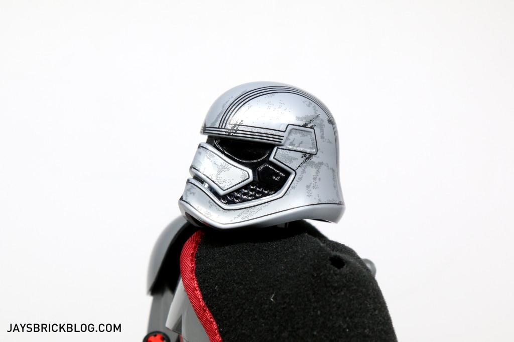 LEGO 75118 Captain Phasma Buildable Figure - Helmet Side View