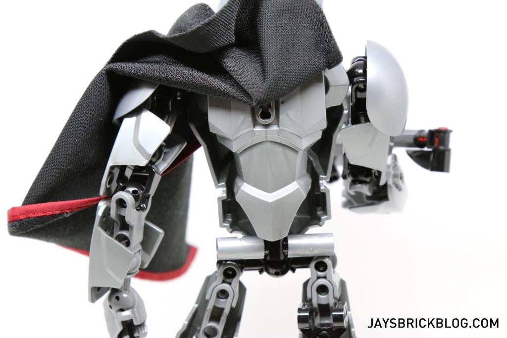 LEGO 75118 Captain Phasma Buildable Figure - back