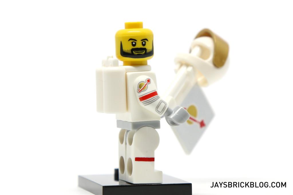 LEGO Minifigures Series 15 - Astronaut Face