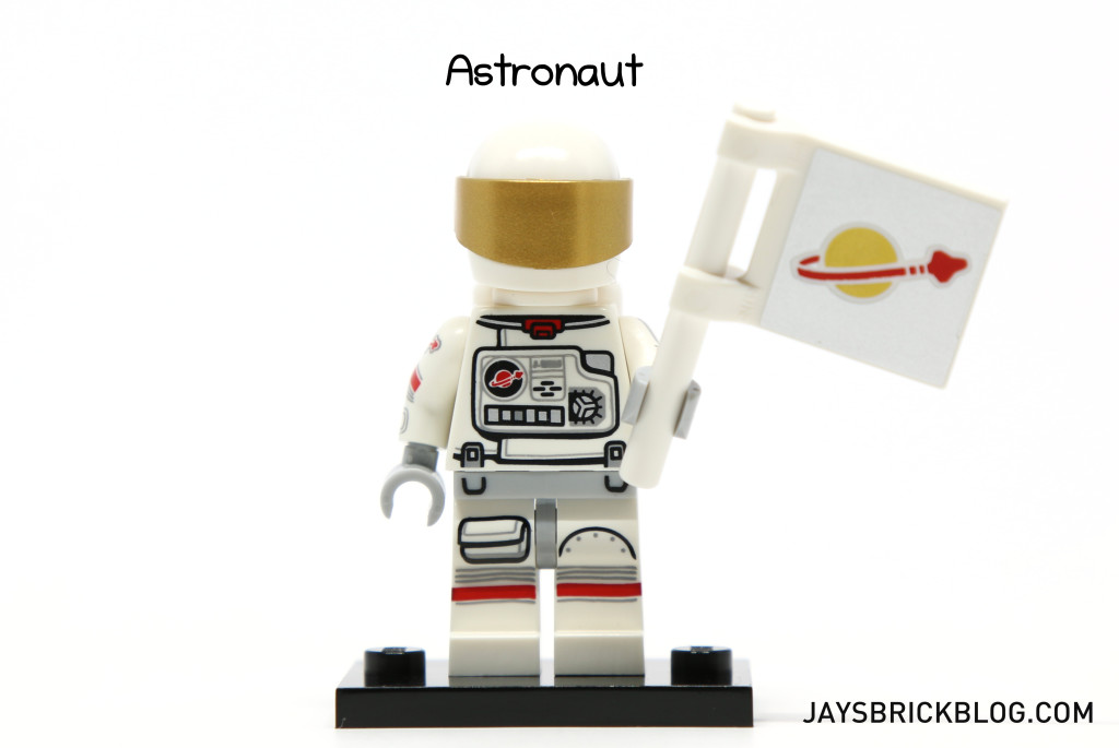 LEGO Minifigures Series 15 - Astronaut Minifig
