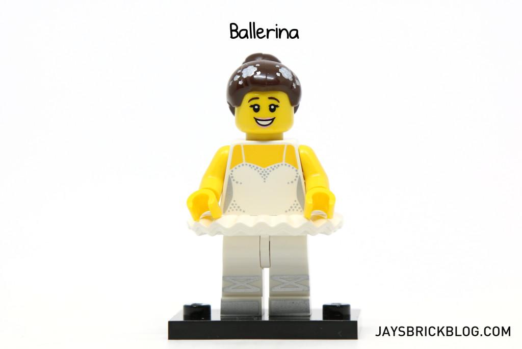 LEGO Minifigures Series 15 - Ballerina Minifig