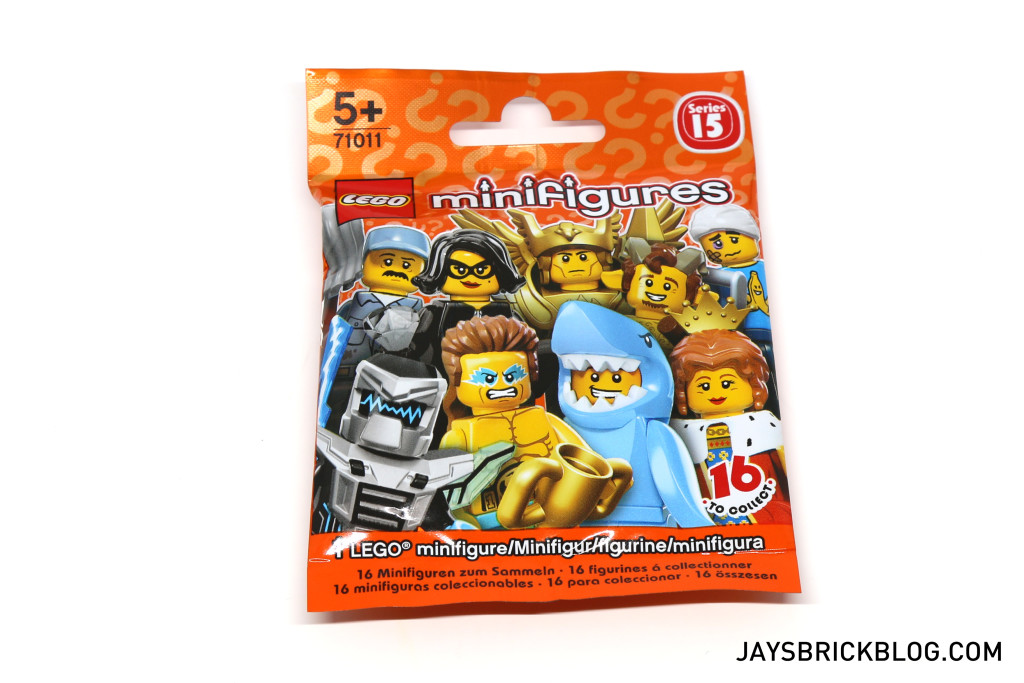 LEGO Minifigures Series 15 - Blind Bags