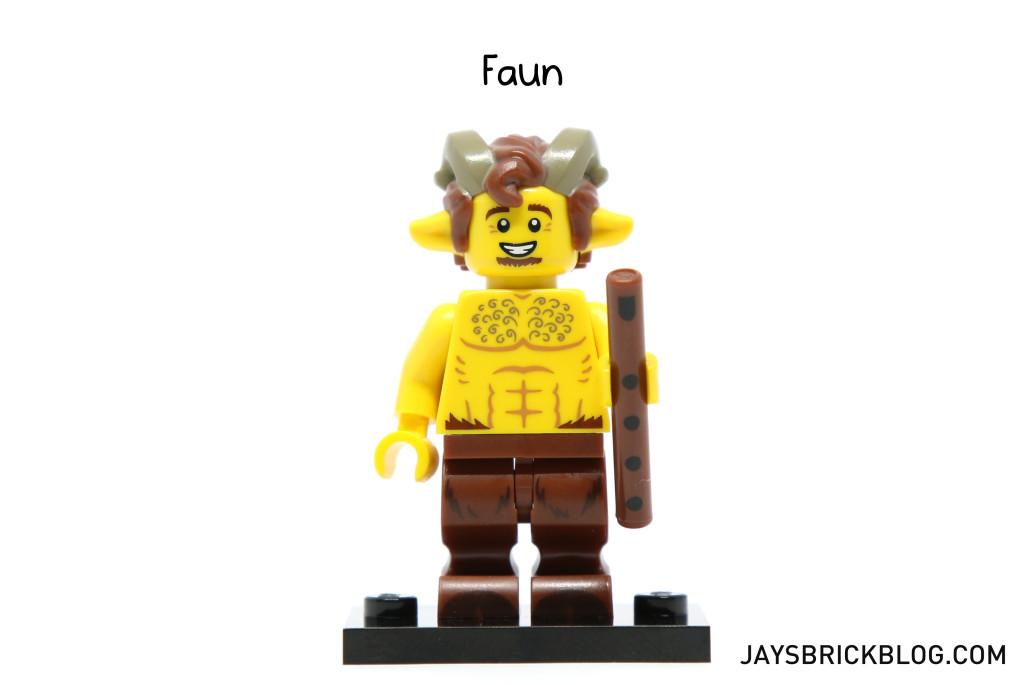 LEGO Minifigures Series 15 - Faun Minifig