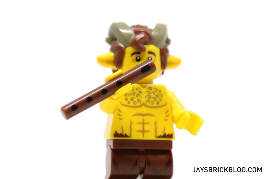LEGO Minifigures Series 15 - Faun Satyr Flute