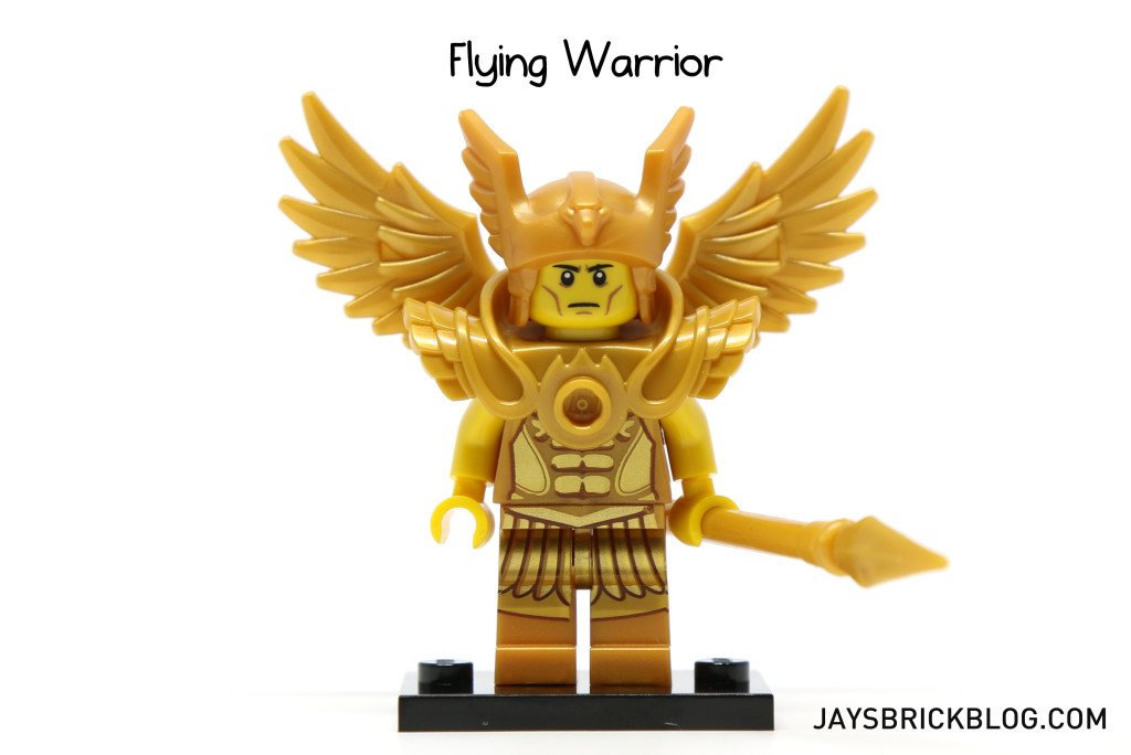 LEGO Minifigures Series 15 - Flying Warrior Minifig