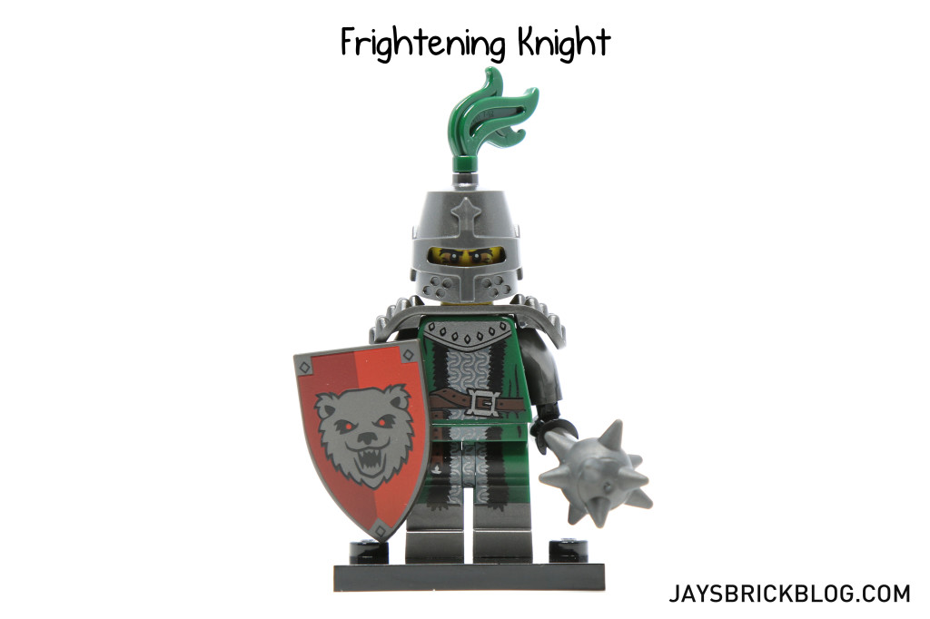 LEGO Minifigures Series 15 - Frightening Knight Minifig