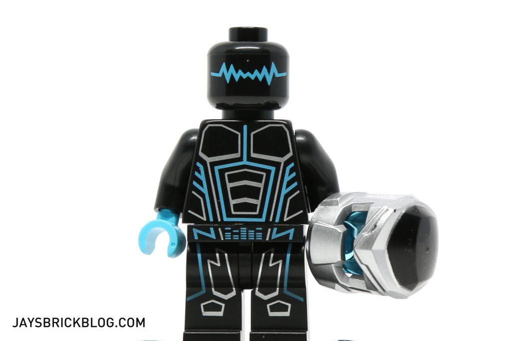 LEGO Minifigures Series 15 - Laser Mech Head