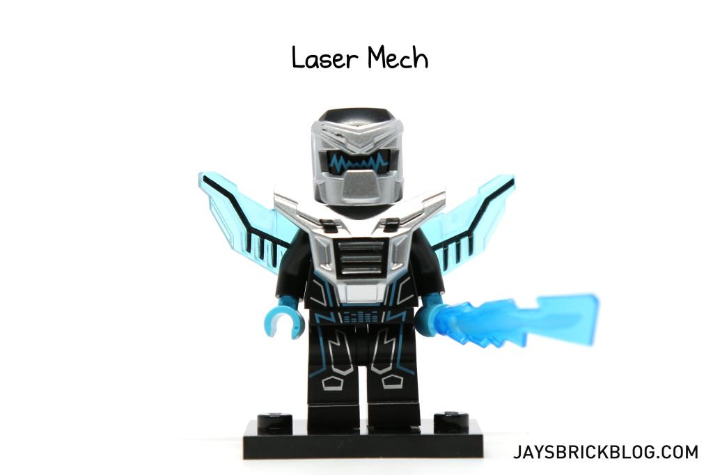 LEGO Minifigures Series 15 - Laser Mech Minifig