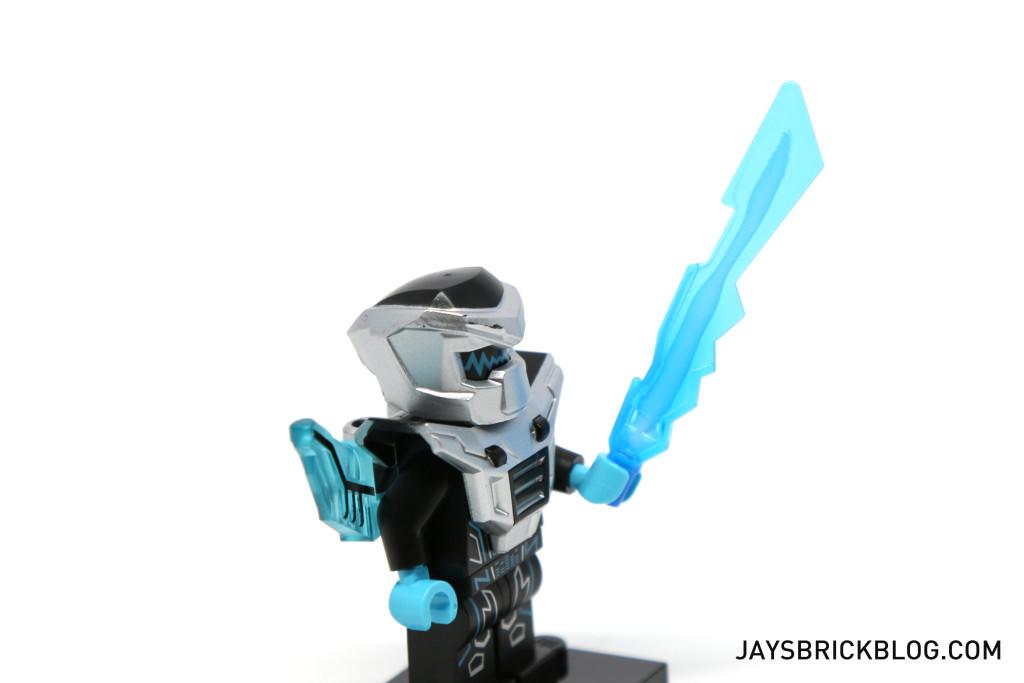 LEGO Minifigures Series 15 - Laser Mech Sword