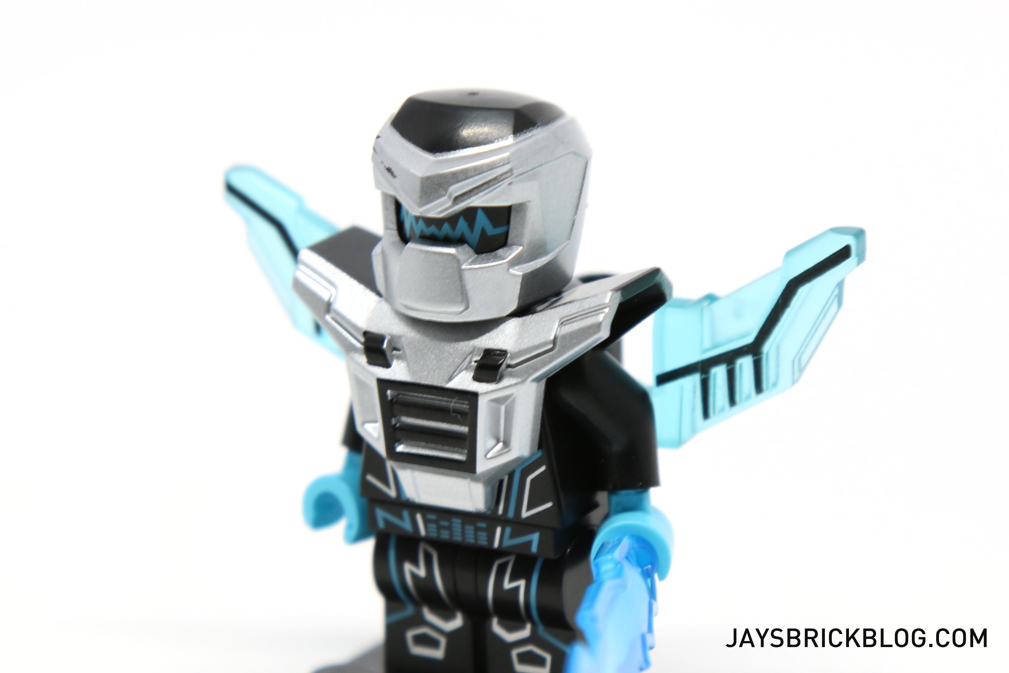 how to build a mini lego steath boomer