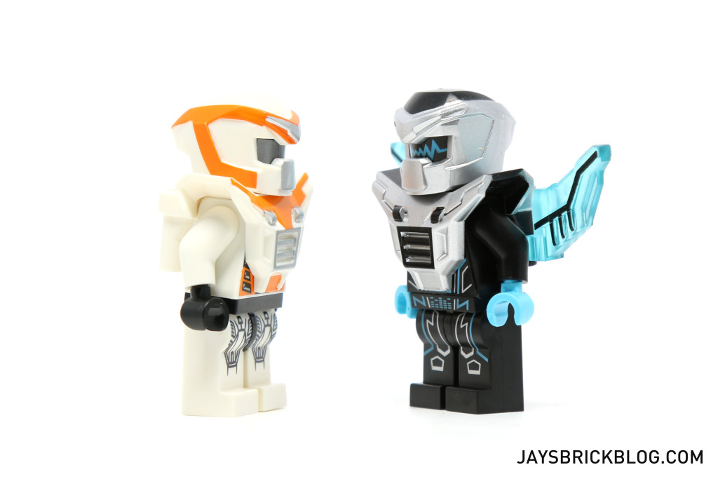LEGO Minifigures Series 15 - Mech Showdown