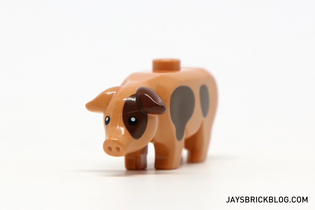 LEGO Minifigures Series 15 - New Spotted Pig