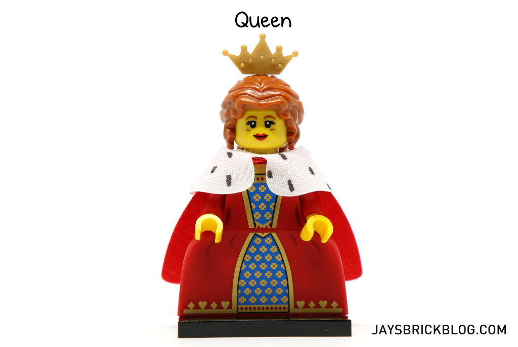 LEGO Minifigures Series 15 - Queen Minifig