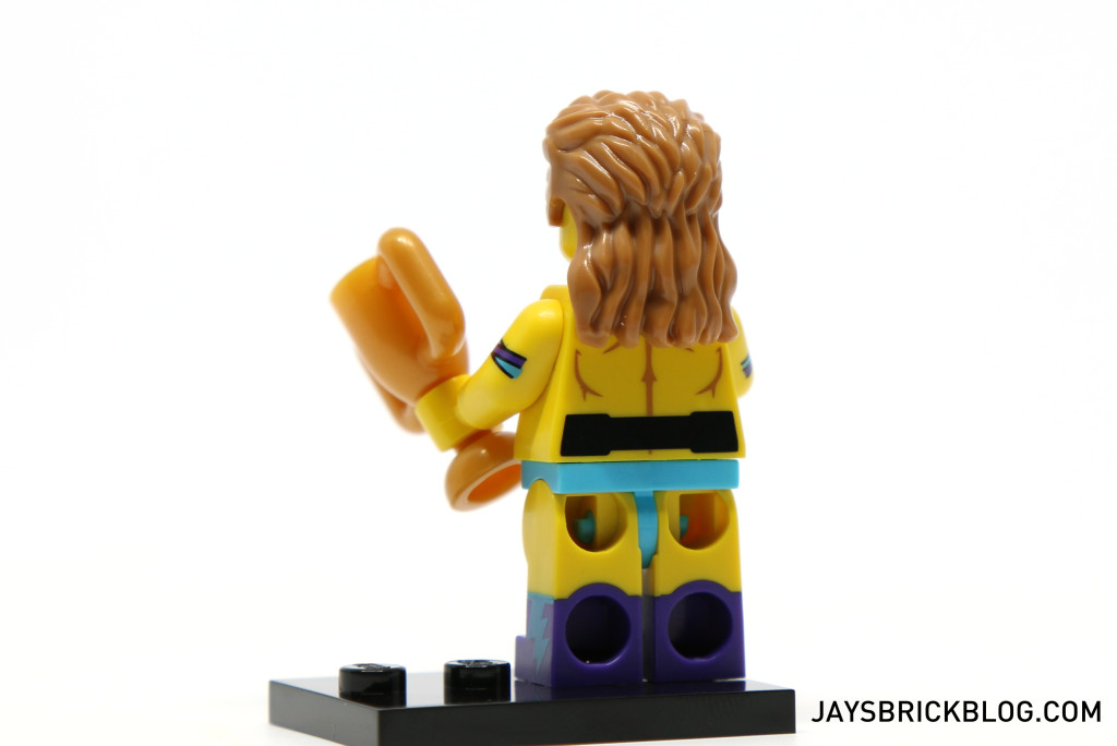 LEGO Minifigures Series 15 - Wrestling Champion Mullet