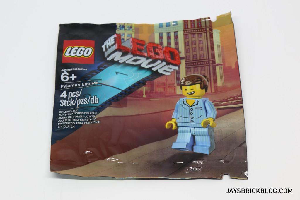 LEGO Pyjamas Emmet Polybag