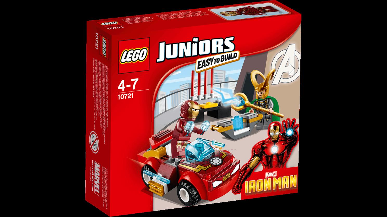 Review Lego 10721 Juniors Iron Man Vs Loki Jay S Brick Blog