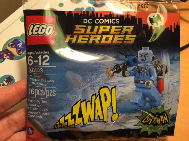LEGO 30603 Classic Mr Freeze Polybag