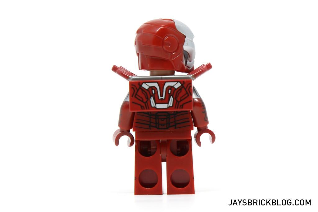 LEGO 5002946 - Silver Centurion Back Printed Tile