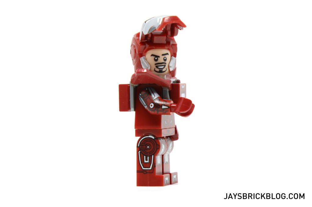 LEGO 5002946 - Silver Centurion Face Open Mask