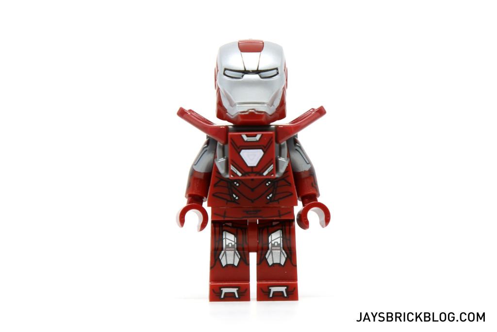 LEGO 5002946 - Silver Centurion Minifigure