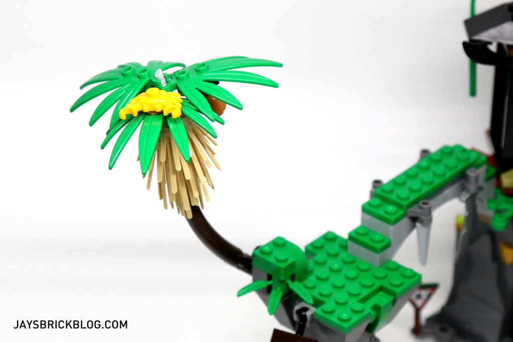 LEGO 70604 Tiger Widow Island - Coconut Tree
