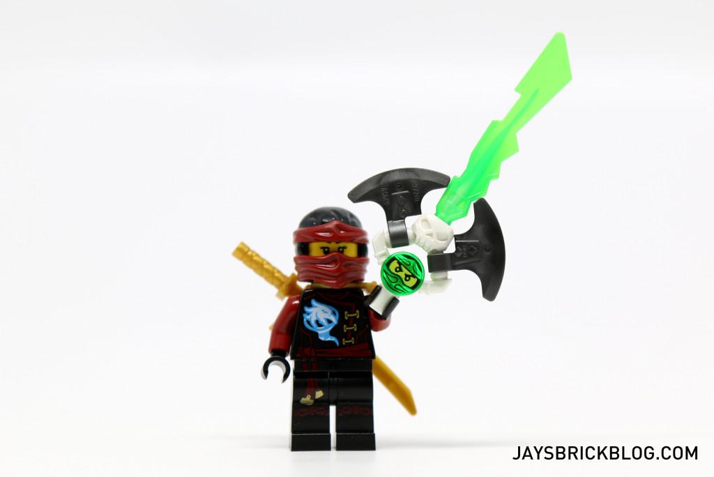LEGO 70604 Tiger Widow Island - Ninjago Djinn Blade Lloyd Element