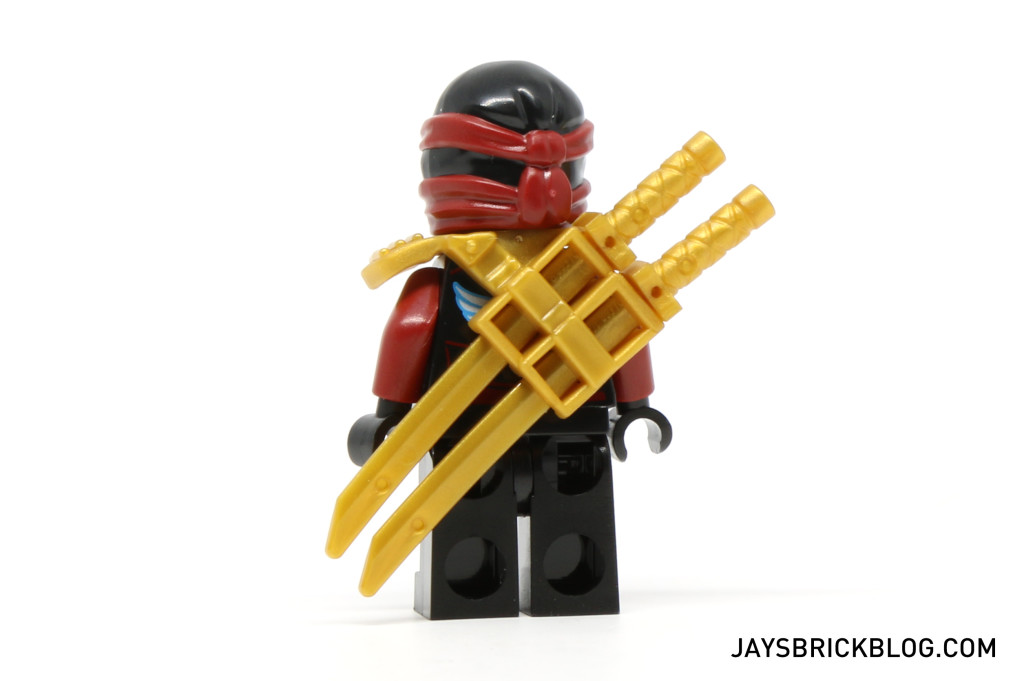 LEGO 70604 Tiger Widow Island - Sword Holder