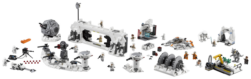 LEGO 75098 UCS Assault on Hoth