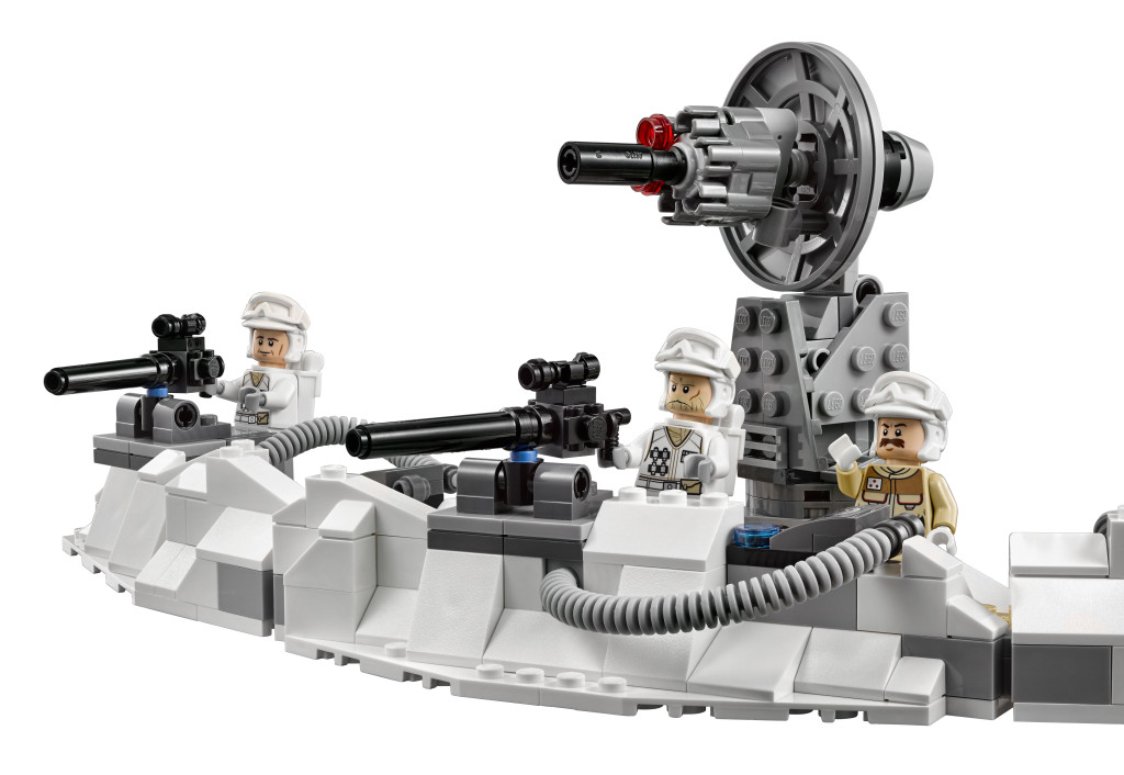 LEGO 75098 UCS Assault on Hoth - Trench