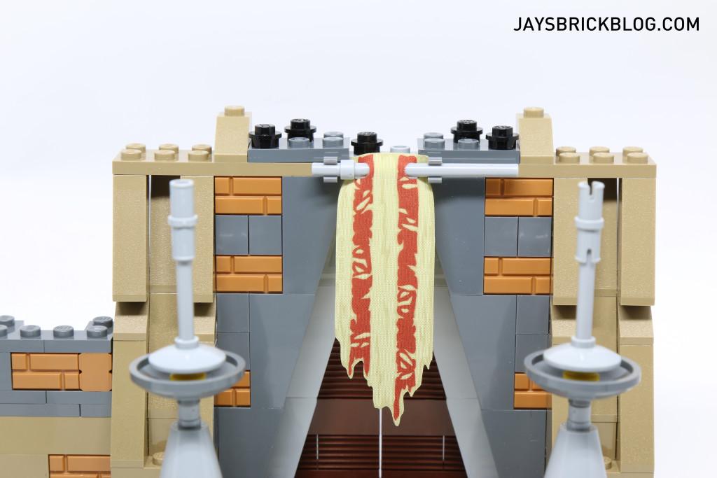 LEGO 75139 Battle on Takodana - Banner