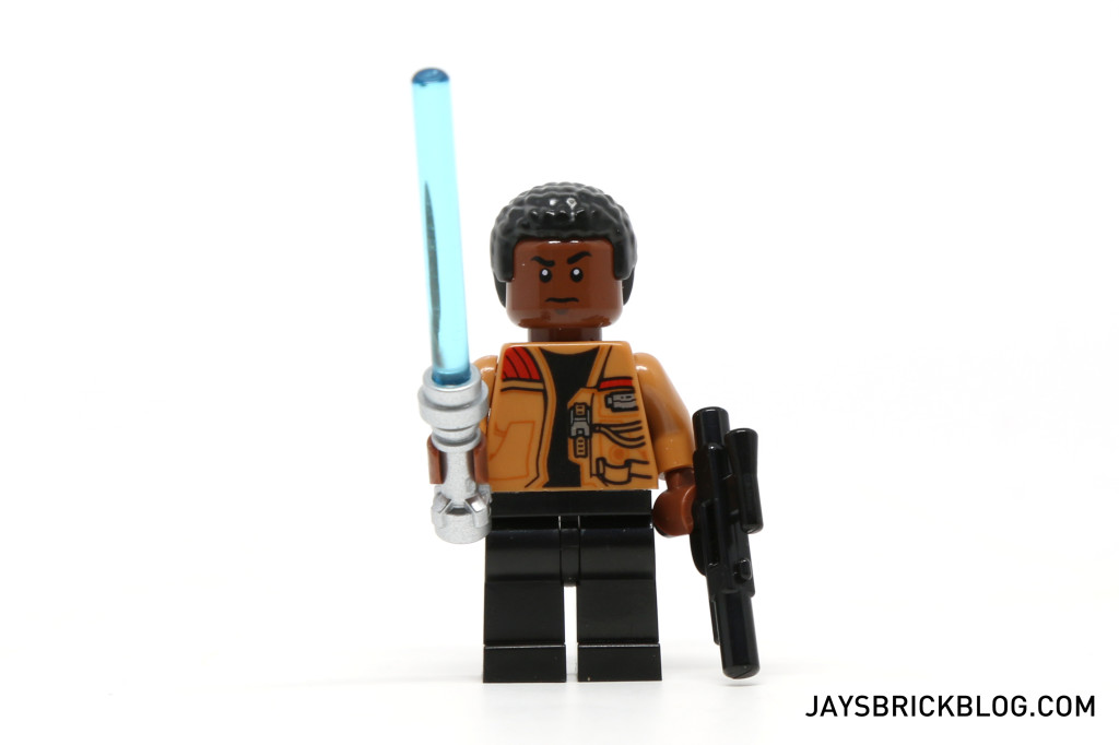 LEGO 75139 Battle on Takodana - Finn Minifigure with Lightsaber