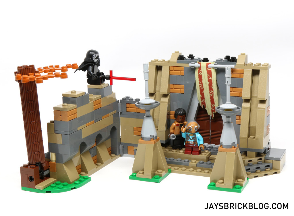 LEGO 75139 Battle on Takodana - Forest Castle Building