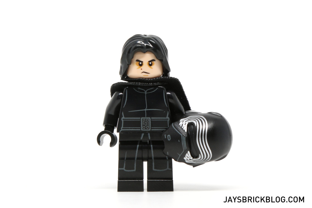 LEGO 75139 Battle on Takodana - Kylo Ren Minifigure Face