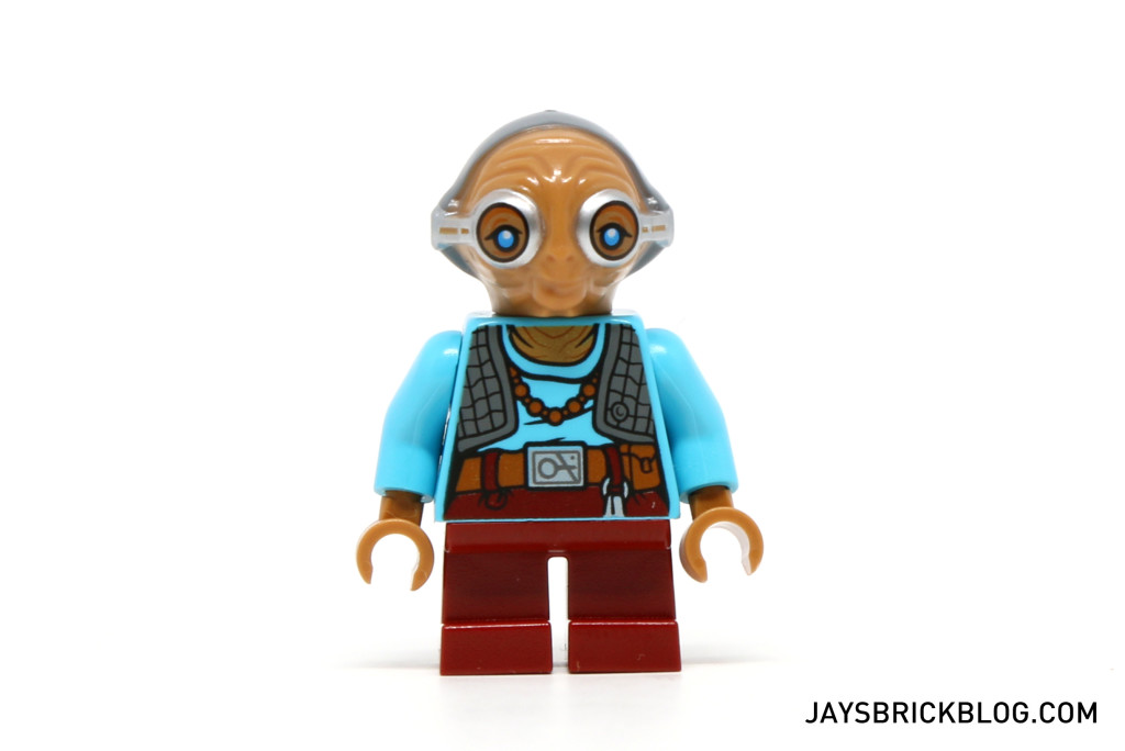 LEGO 75139 Battle on Takodana - Maz Kanata Minifigure