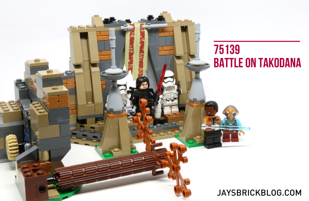 Review: LEGO 75139 – Battle on Takodana