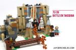 LEGO 75139 Battle on Takodana - Star Wars