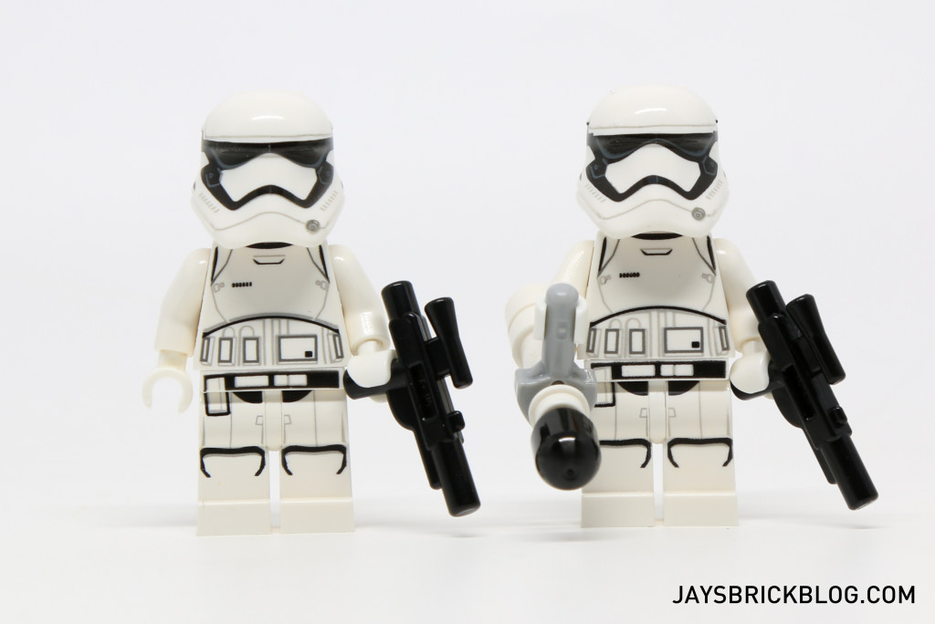 LEGO 75139 Battle on Takodana - The Force Awakens Stormtrooper Minifigures
