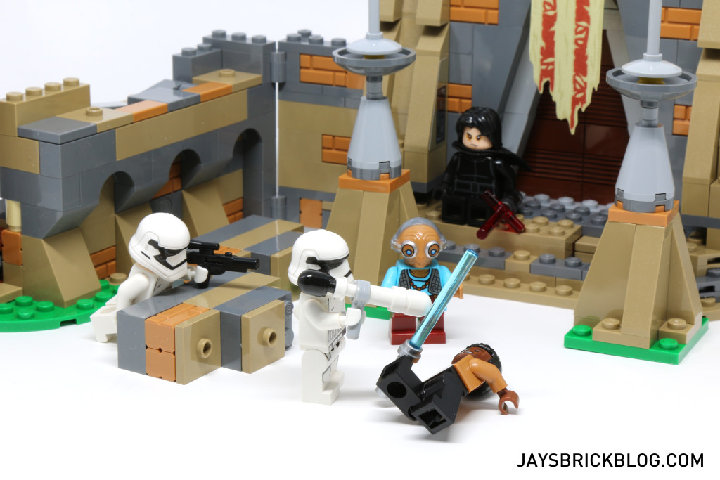 LEGO 75139 Battle on Takodana - Tr-8R Stormtrooper vs Finn
