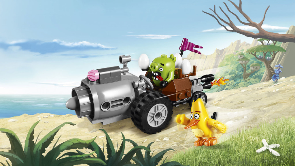LEGO 75821 Angry Birds - Piggy Car Escape