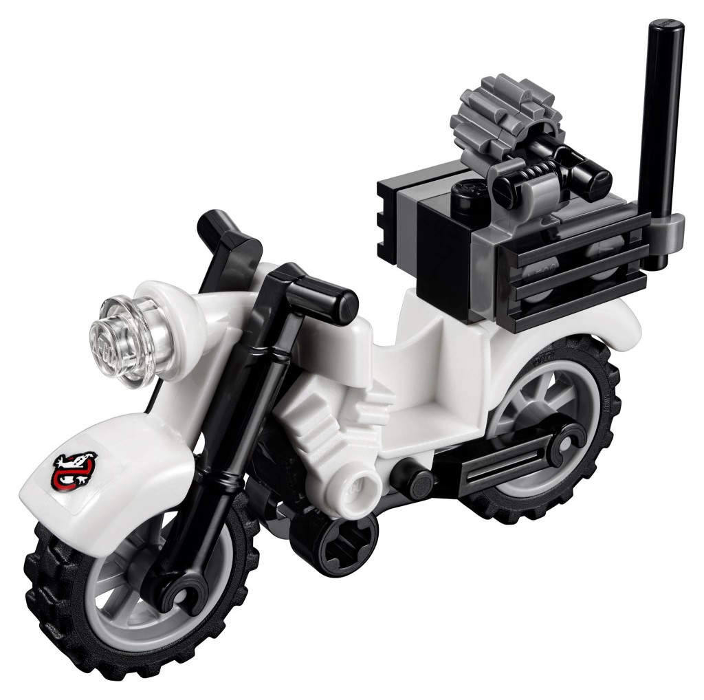 LEGO 75828 Ghostbusters Movie - Ecto 2 Motorbike