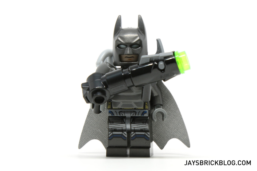 LEGO 76044 Clash of the Heroes - Armoured Batman with Gun