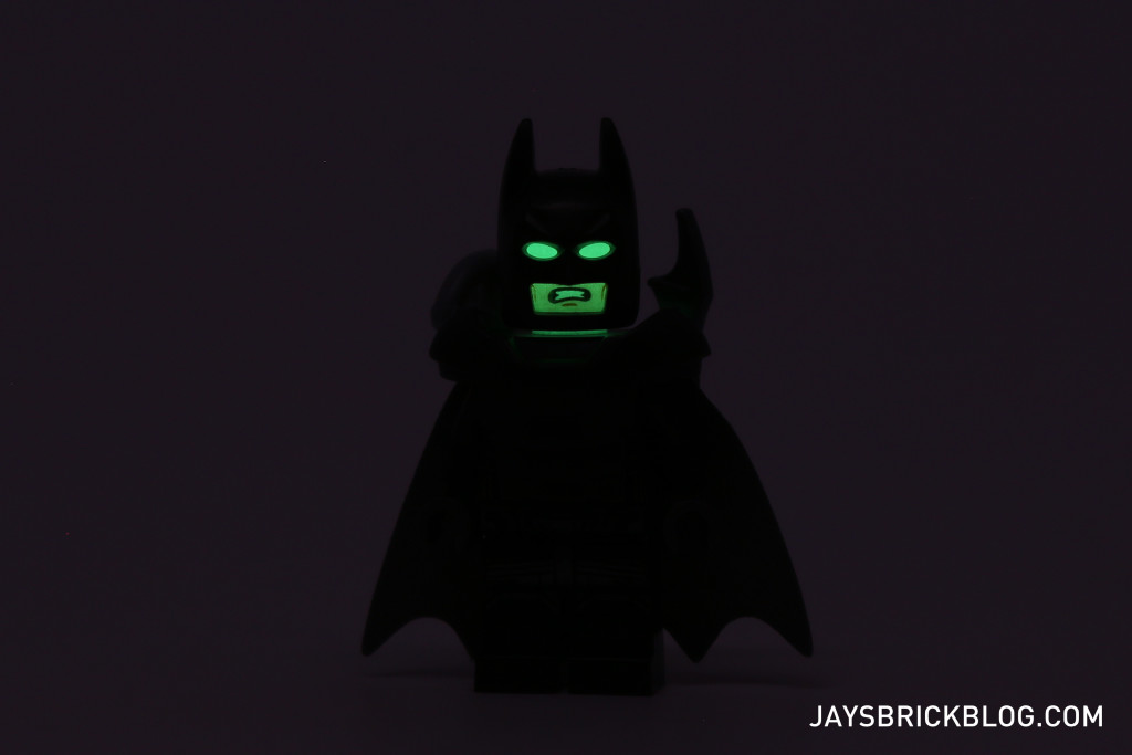 LEGO 76044 Clash of the Heroes - Batman Glow In The Dark